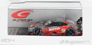 バグジーズ64 1/64 MOTUL AUTECH GT-R No.23 SUPER GT 2…