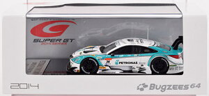 バグジーズ64 1/64 PETRONAS TOM'S RC F No.36 SUPER GT…
