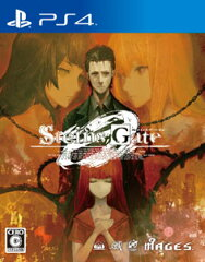 PS4 STEINS;GATE 0(初回封入特典:PS4版「STEINS;GATE HD」DLCコード 付)[5pb.]《12月予約》