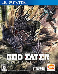 PS Vita GOD EATER RESURRECTION[バンダイナムコ]【送料無料】《10月予約》