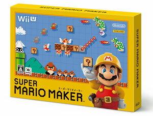 WiiUスーパーマリオメーカー[任天堂]【送料無料】《09月予約》