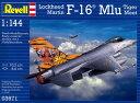 1/144 F-16 Mlu タイガーミート プラモデル[ドイツレベル]《取り寄せ※暫定》