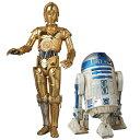 マフェックス No.012 MAFEX スター・ウォーズ C-3PO & R2-D2[メディコム・トイ]《05月予約》