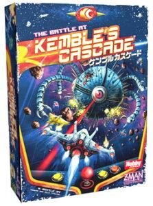 ボードゲーム ケンブルカスケード 日本語版[ホビージャパン]《09月予約》