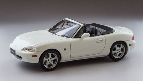 車, ミニカー・トイカー 143 (NB8C) RS 1998 MARK43