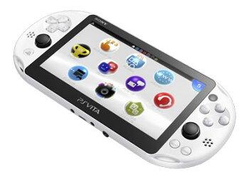 PlayStationVitaWi-Fiモデルグレイシャー・ホワイト[SCE]《09月予約》