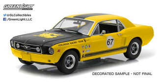 1/18 1967 Shelby Terlingua Continuation Mustang #31 Jerry Titus & Ken Miles - Racing Tribute Edition(1/18 1967 Shelby Terlingua Continuation Mustang #31 Jerry Titus & Ken Miles - Racing Tribute Edition(Back-order))