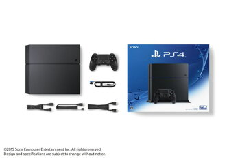 PlayStation4(CUH-1200)ジェット・ブラック[SCE]【送料無料】《取り寄せ※暫定》