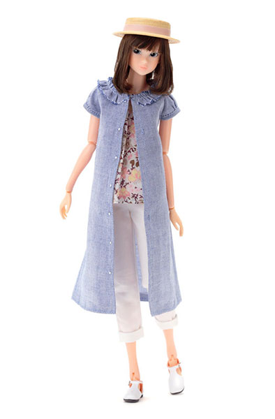momoko DOLL - Sotto Hotto Milk Complete Doll(Released)(momoko DOLL モモコドール そっとほっとミルク 完成品ドール)