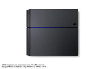PlayStation4ジェット・ブラック1TB[SCE]【送料無料】《12月予約》