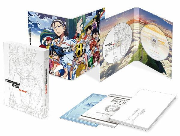 BD 劇場版 弱虫ペダル (Blu-ray Disc)[東宝]《取り寄せ※暫定》