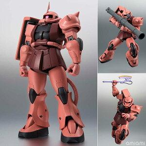ROBOT魂 〈SIDE MS〉 MS-06S シャア専用ザク ver. A.N.I.M.E. 『機動戦士ガンダム』[バンダイ]...
