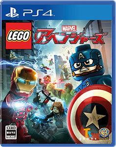 PS4 LEGO マーベル アベンジャーズ[ワーナーエンターテイメント ジャパン]《発売済・在…