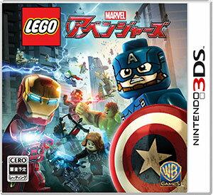 3DS LEGO マーベル アベンジャーズ[ワーナーエンターテイメント ジャパン]《取り寄せ※…