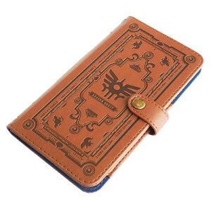 ドラゴンクエスト スマートフォンケース 冒険の書タイプ(再販)[スクウェア・エニックス]《04…