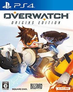 PS4 オーバーウォッチ オリジンズ・エディション[スクウェア・エニックス]《発売済・在庫品》