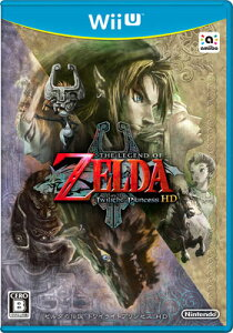 Wii U ゼルダの伝説 トワイライトプリンセス HD[任天堂]【送料無料】《発売済・在庫品》
