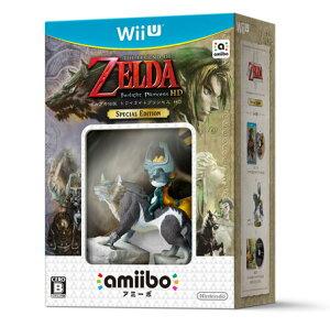 Wii U ゼルダの伝説 トワイライトプリンセス HD SPECIAL EDITION[任天堂…