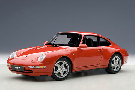 turbo S 1996 speed yellow MakeUp VISION VM113A 1:43 Porsche 911 993