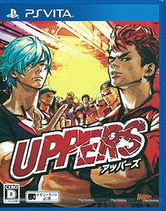 【特典】PS Vita UPPERS(アッパーズ)[マーベラス]《07月予約》