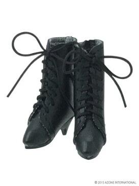 ピュアニーモサイズ PNMクラシカルミドルブーツ ブラック(ドール用衣装)[アゾン]《取り寄せ※暫定》