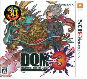 3DS ドラゴンクエスト モンスターズ ジョーカー3[スクウェア・エニックス]【送料無料】《在…