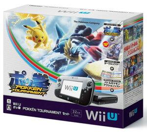 Wii U ポッ拳 POKKEN TOURNAMENT セット[任天堂]【送料無料】《在庫切れ…