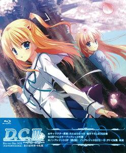 BD TVアニメ「D.C.III~ダ・カーポIII~」Blu-ray Disc BOX 【完全…