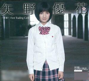 「矢野優花〜卒業〜」1stトレーディングカード 12パック入りBOX[ヒッツ]《03月予約》