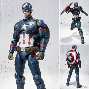 S.H.フィギュアーツ キャプテン・アメリカ(シビル・ウォー) 『キャプテン・アメリカ(シビル…