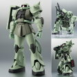 ROBOT魂 〈SIDE MS〉 MS-06 量産型ザク ver. A.N.I.M.E. 『機動戦士ガンダム』[バンダイ]《発売済・在庫品》