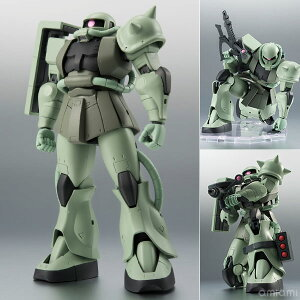 ROBOT魂 〈SIDE MS〉 MS-06 量産型ザク ver. A.N.I.M.E. 『機…