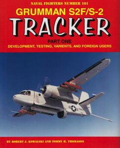 グルマンS2F/S-2トラッカー パート1(書籍)[ギンターブックス]《在庫切れ》