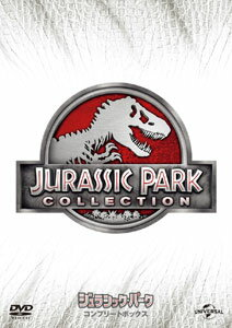 DVD ジュラシック・パーク DVD コンプリートボックス 初回生産限定版(DVD Jurassic Park DVD Complete Box Initial Production Limited Edition(Released))