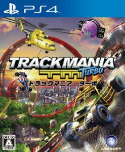 PS4 トラックマニア ターボ[ユービーアイソフト]《在庫切れ》