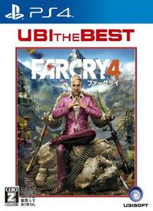 PS4 ユービーアイ・ザ・ベスト ファークライ4[ユービーアイソフト]《取り寄せ※暫定》