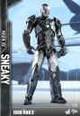 【ムービー・マスターピース】『アイアンマン3』1/6 アイアンマン・マーク15(スニーキー)[ホットトイズ]【送料無料】《発売済・在庫品》