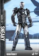 【ムービー・マスターピース】『アイアンマン3』1/6 アイアンマン・マーク15(スニーキー)[…