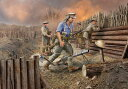 1/35 アンザック歩兵 (1915) プラモデル[ドイツレベル]《取り寄せ※暫定》