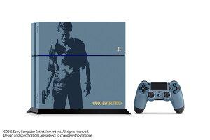 PlayStation4 アンチャーテッド リミテッドエディション[SCE]【送料無料】《発売…