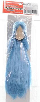 植毛ヘッド11-01ホワイティブルー(ドール用衣装)[オビツ製作所]《取り寄せ※暫定》