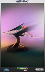 スターフォックス64 3D/ アーウィン スタチュー[First 4 Figures]【送料無料】《10月仮予約》