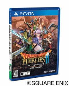 【特典】PS Vita ドラゴンクエストヒーローズII 双子の王と予言の終わり[スクウェア・エ…
