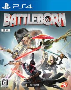 【特典】PS4 BATTLE BORN (バトルボーン)[テイクツー・インタラクティブ・ジャパ…