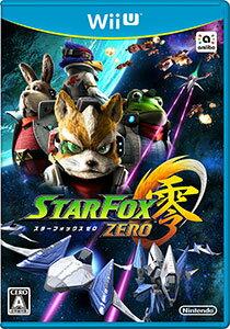 Wii U スターフォックス ゼロ[任天堂]【送料無料】《発売済・在庫品》