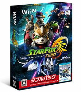 Wii U 『スターフォックス ゼロ・スターフォックス ガード』 ダブルパック[任天堂]【送料…