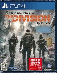 【特典】PS4 ディビジョン[ユービーアイソフト]《在庫切れ》