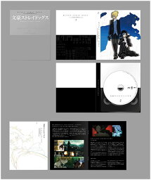 BD 文豪ストレイドッグス 第2巻 限定版 (Blu-ray Disc)《発売済・在庫品》