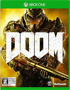 Xbox One DOOM(ドゥーム)[ベセスダ・ソフトワークス]《発売済・在庫品》