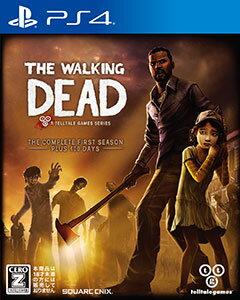 PS4 ウォーキング・デッド (THE WALKING DEAD)[スクウェア・エニックス]《…
